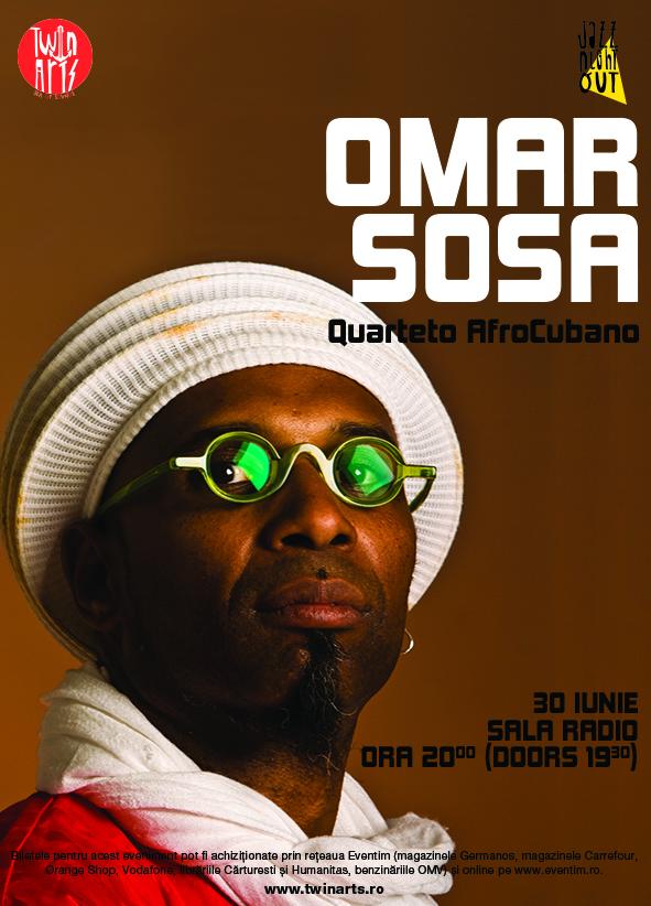 Poster Omar Sosa